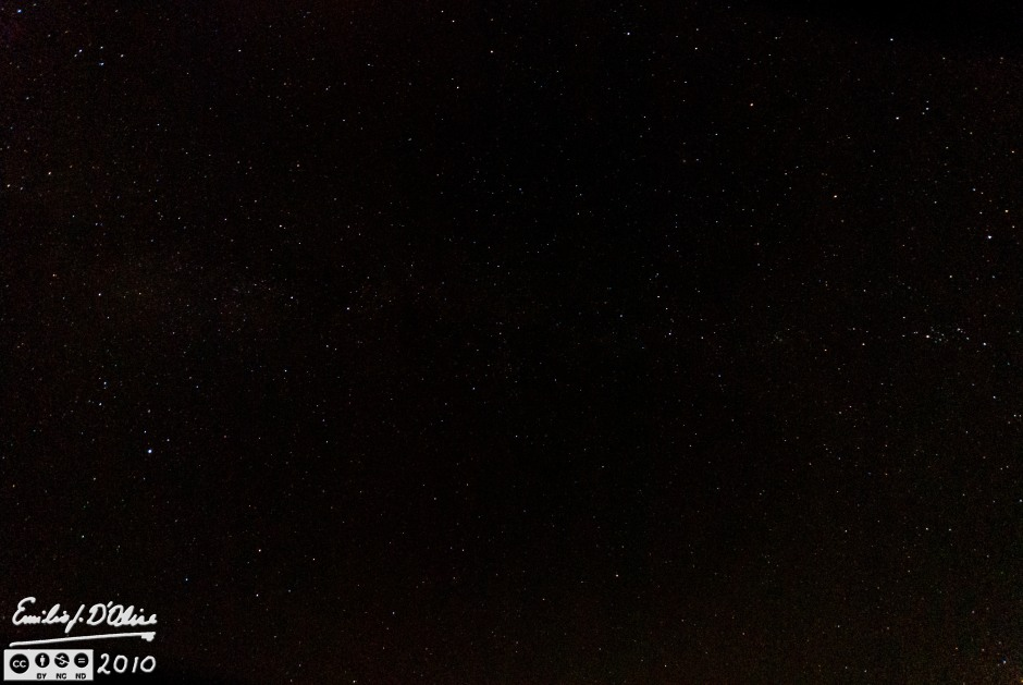Night Sky - 1