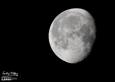 February Waning Moon