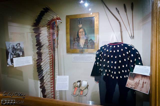 Sitting Bull Display