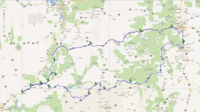 1,650 mile or thereabouts