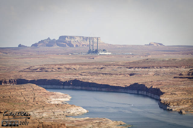 On the other side of Lake Powell