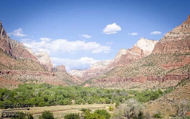 Impressive landscape