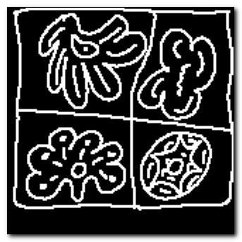 Mind-saving doodle - mystic window