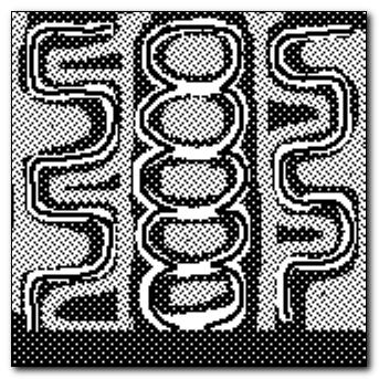 Mind-saving doodle - no escape