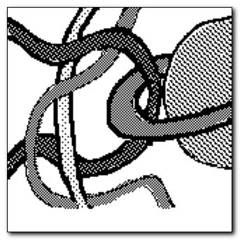 Mind-saving doodle - capturing Saturn