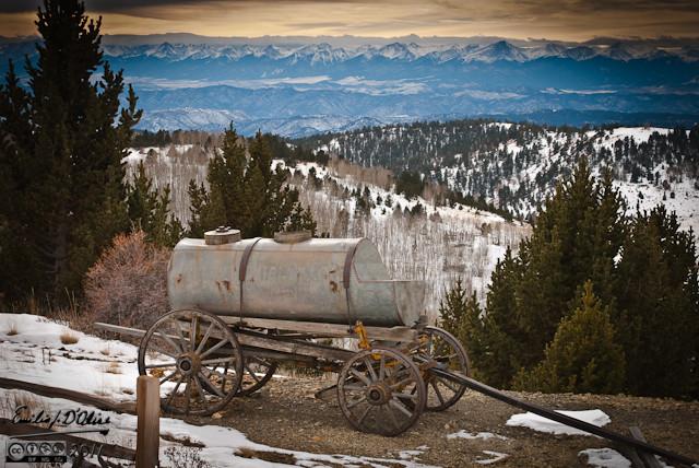 Water Wagon, Cripple Creek Visitor Center