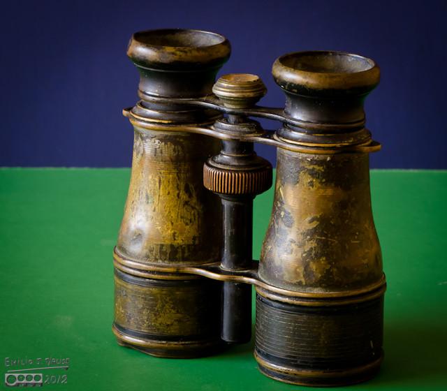Grandfather's Binoculars