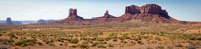 Monument Valley (UT) - 2011