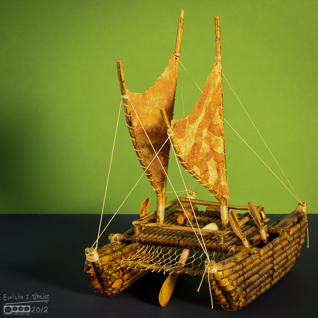 . . . the aft view . . .