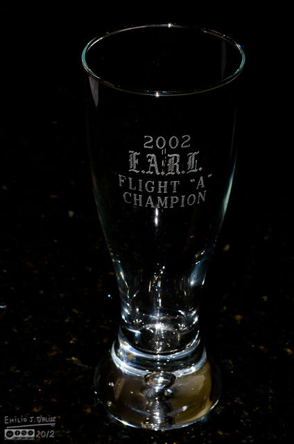 """2002 - 2003 Season E. A. R. L. - """"A"""" Division"""