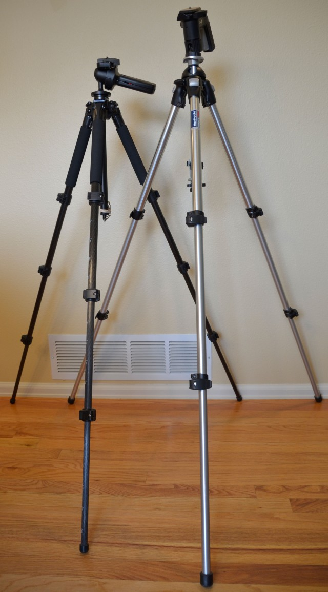 Tripods and Ball-heads