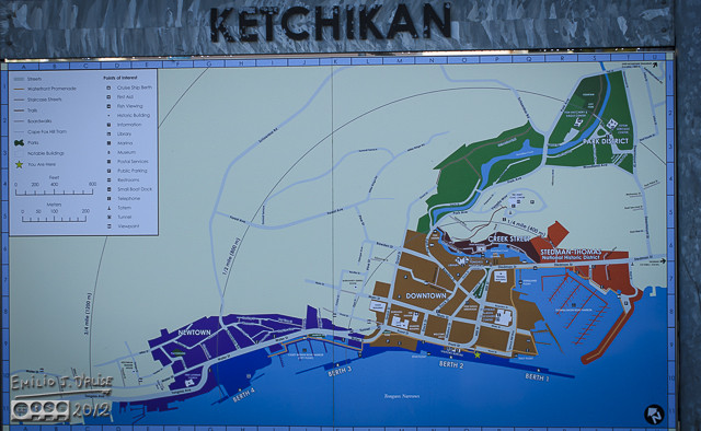 This is Ketchikan