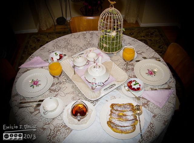 Easter 2013 Breakfast