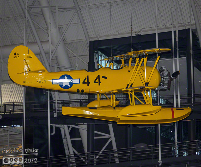 Naval Aircraft Factory N3N