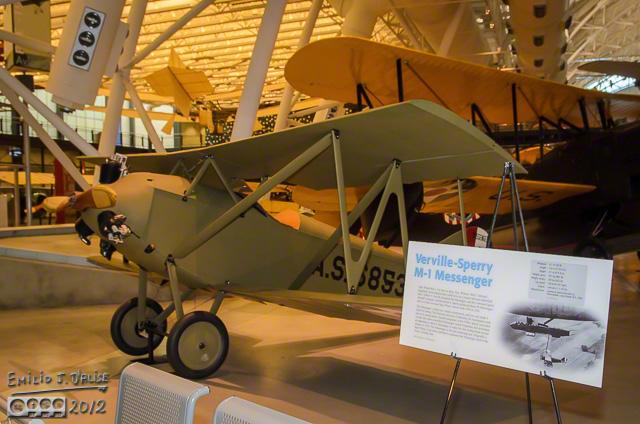 Verville-Sperry M-1 Messenger Propeller