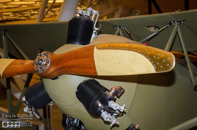 Verville-Sperry M-1 Messenger Propeller