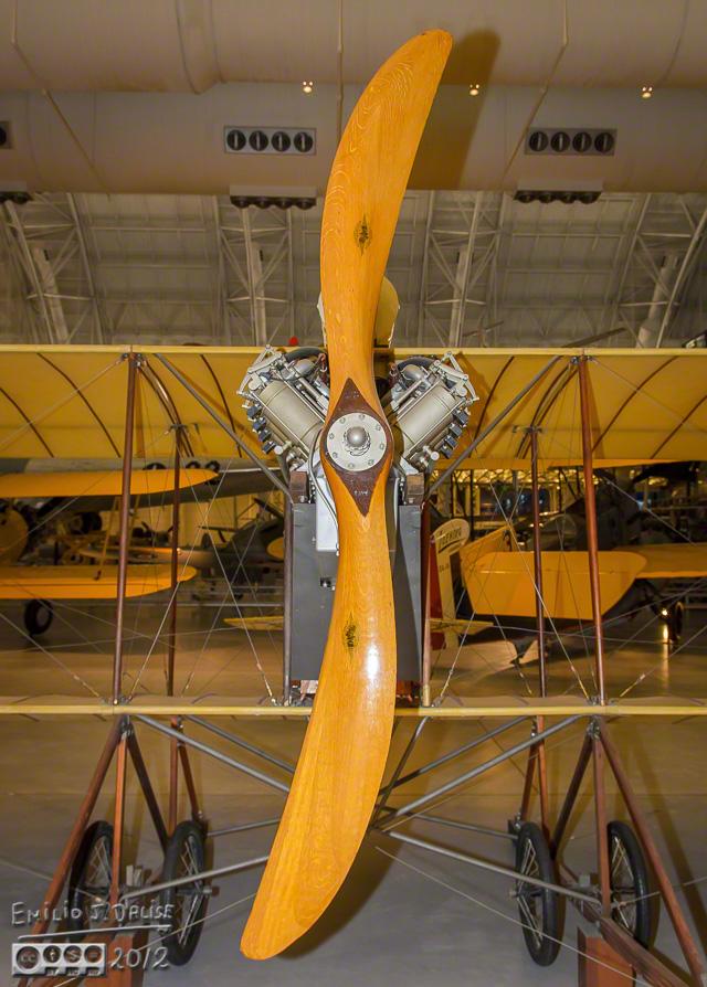 Fowler-Gage Biplane Propeller