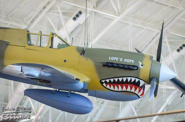 Curtis P40E Warhawk