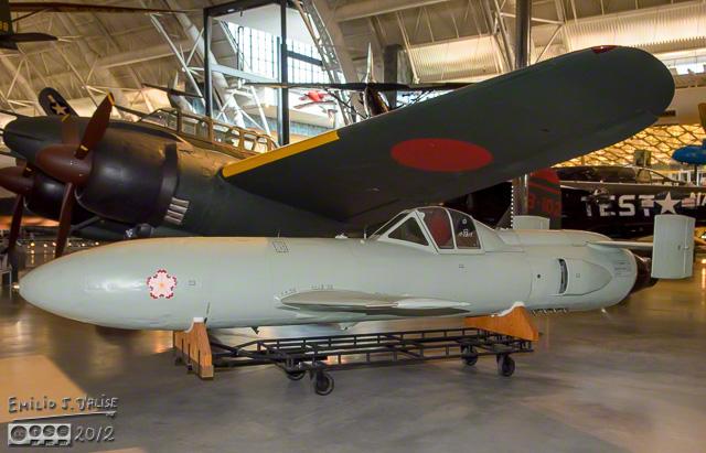 Kugisho MXY7 Ohka Model 22