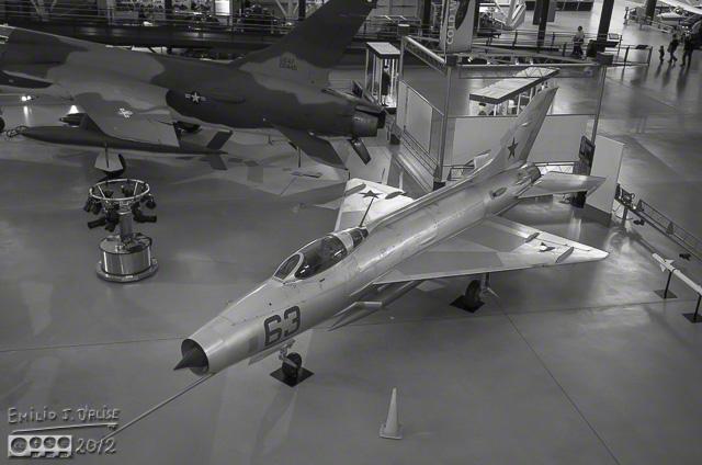 The MiG-21