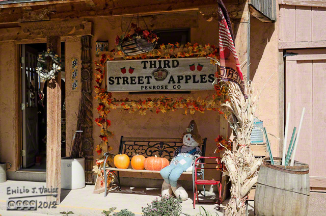 3rd Stree Apples