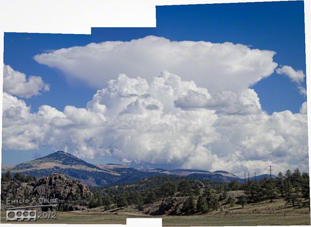 3-frame portrait Panorama