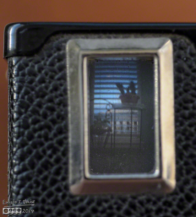 Agfa Ansco Cadet Special Top Viewfinder (portrait)