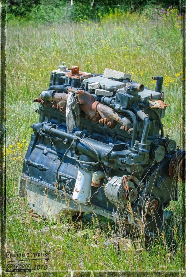 The big engine that stood