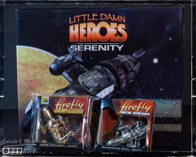 Firefly, Serenity,