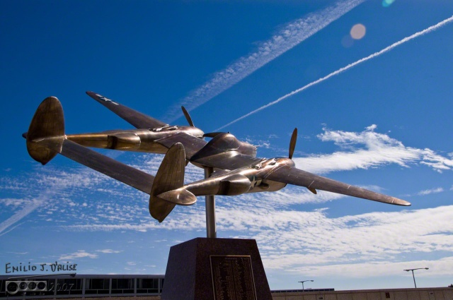 USAF Academy - model plane