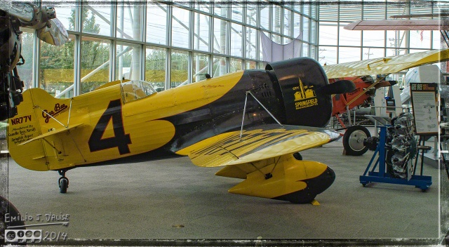 Gee Bee Model Z replica