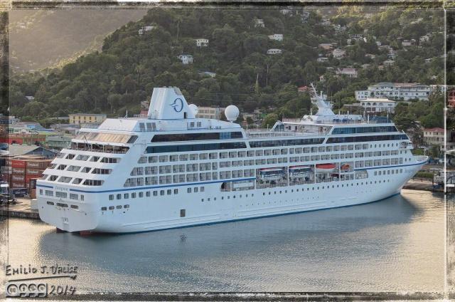 Cruise 2014, St. Lucia,