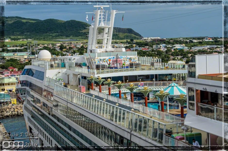Cruise 2014, St. Kitts,