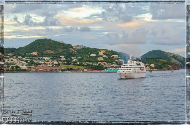 Cruise 2014, St. Kitts,