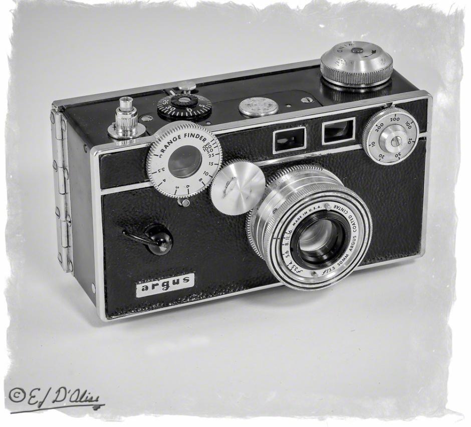 Vintage Cameras,