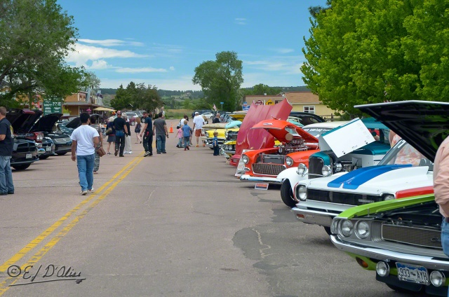 14JUNE2015 Tri-Lakes Car Show