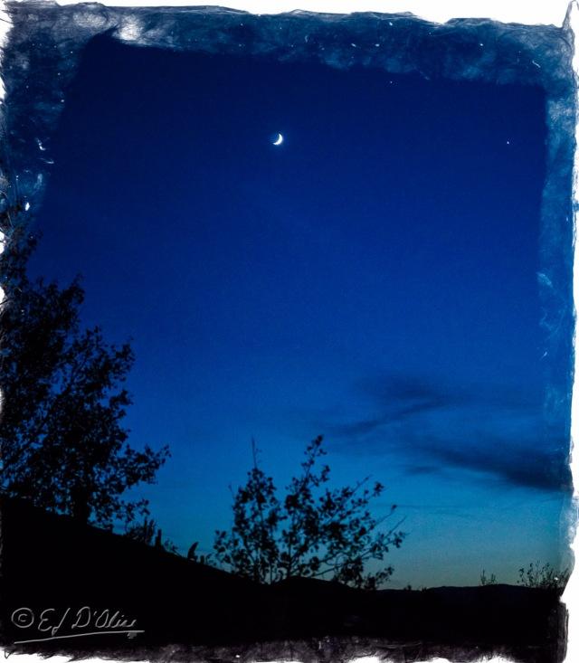 June 2015 Celestial Show