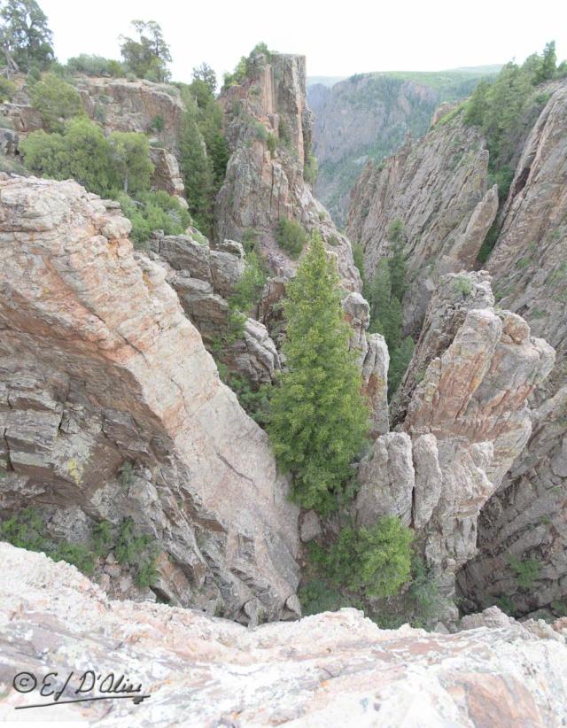 Two-photos panorama