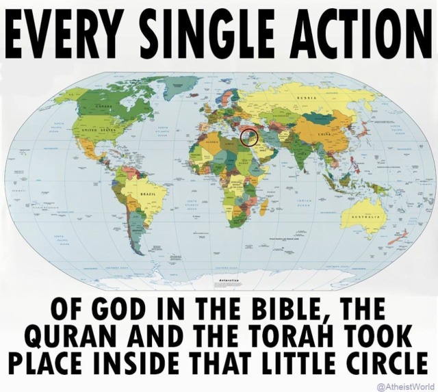 Every bible action circle