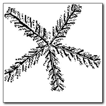 Negative Snow