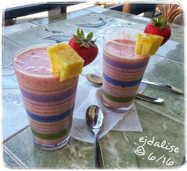 Melisa Creations - Fruit Smoothie