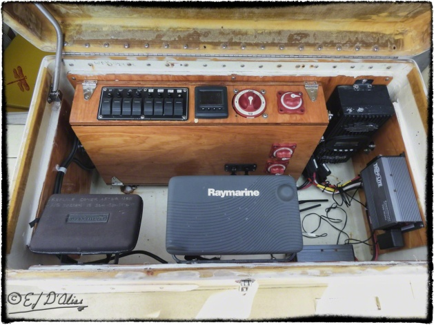 I forgot to ask, but I assume some of this is for emergencies and for the live-tracking of the Hōkūleʻa while under sail.