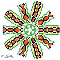 Colonoscopies Kaleidoscope