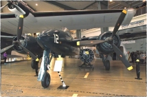 National Naval Aviation Museum — F7F Tigercat