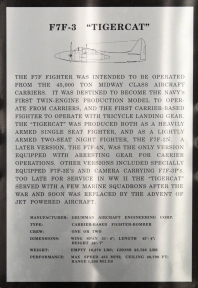 National Naval Aviation Museum — F7F Tigercat