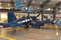 National Naval Aviation Museum — FG-1D Corsair