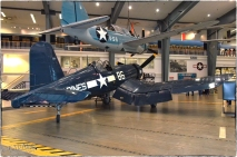 National Naval Aviation Museum — FG-1D Corsair