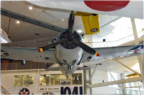 National Naval Aviation Museum — Grumman F4F-3A Wildcat
