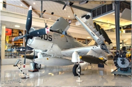 National Naval Aviation Museum — Douglas A-1H Skyraider