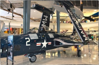 National Naval Aviation Museum — F2H-2P Photo Banshee